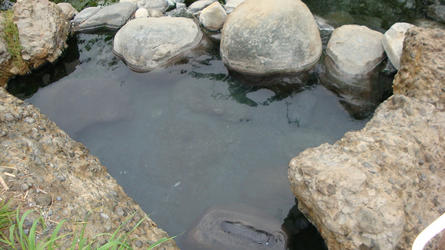another pool (Deep Creek)