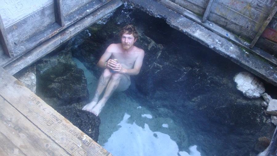 Horse Creek Hot Springs Hotwaterslaughter Hot Springs