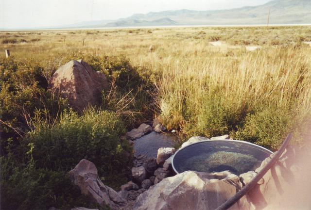 the 2 Desert Pools.(Eagleville)