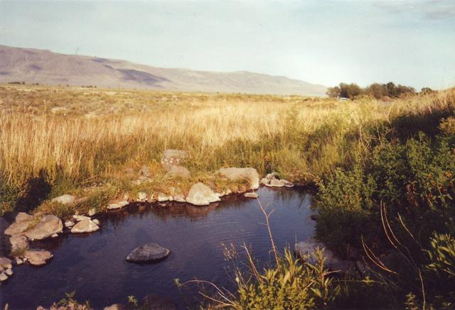 Main natural pool(Eagleville)