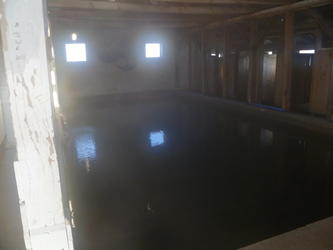 Inside the Bath house#2(Summer Lake)