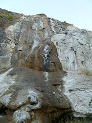 weeping rock(Oxbow)