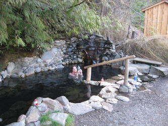 First Soak(Breitenbush)